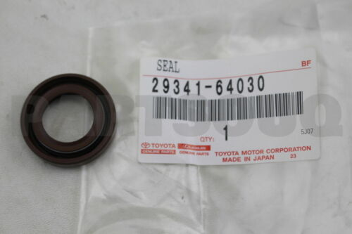 2934164030 Genuine Toyota SEAL OIL 29341-64030