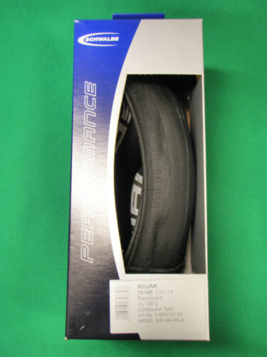 17x114 32369 Schwalbe KOJAK RaceGuard Tyre for Bickertons and Folding bikes