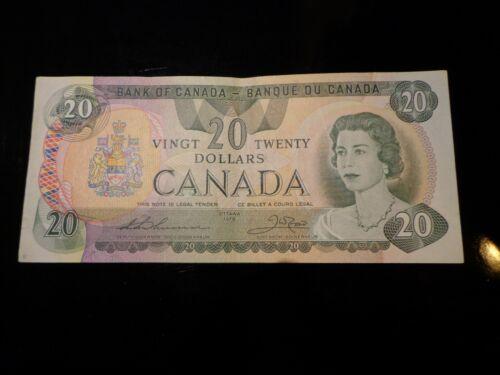 1979 CANADIAN 20 DOLLAR BILL