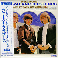 Introducing The Walker Brothers With Bonus Tracks Japan Mini LP CD