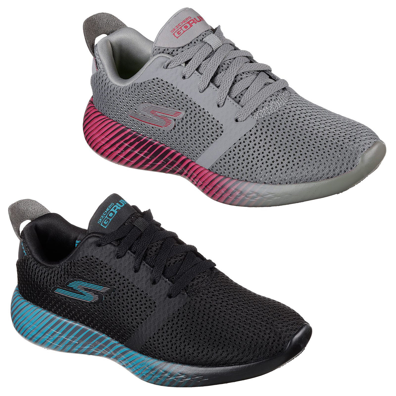 Skechers GoRun 600 - Spectra Trainers Memory Foam Sport  shoes Womens 15067  all goods are specials
