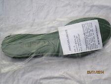 Plantillas para Botas,verde,Talla 10 = Longitud 300mm,para GB Botas De Combate,