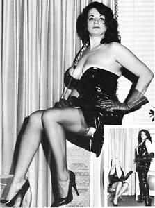 Fetish glamour retro