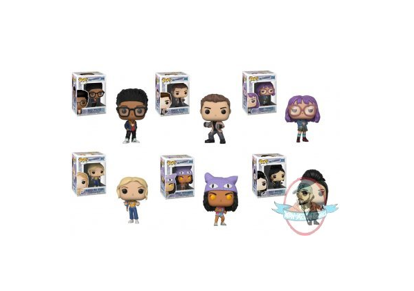 Pop  Marvel Marvel Marvel  Marvel's correreaways Set of 6 Vinyl cifras divertimentoko bfd5a4