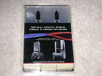 Genuine And Authentic Sony Optical Digital Cable...ps3...sealednew