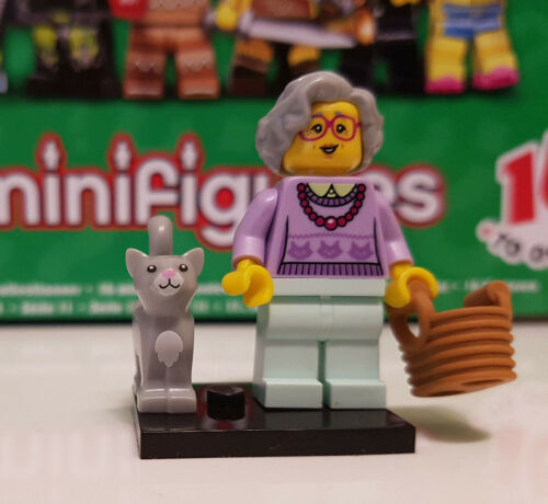 14 nonna nonna NUOVO /& MATTONCINI LEGO ® statuine 71002 serie 11 n