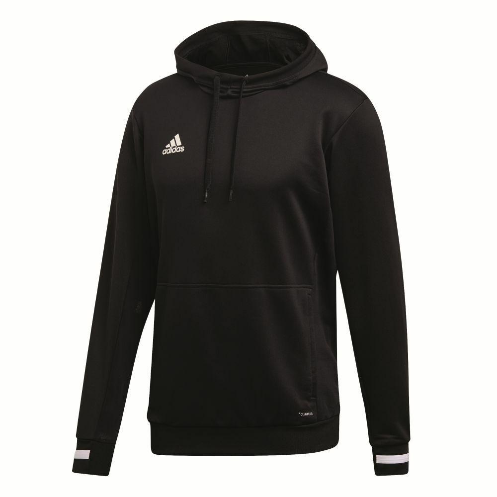 Adidas Team 19 para Hombre Deportes Entrenamiento Mangas Largas Con Capucha Con Capucha Sudadera Top