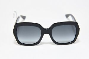c79b6188fe4 Image is loading GUCCI-GG0036S-001-OPTYL-BUTTERFLY-SQUARE-ACETATE-SUNGLASSES -