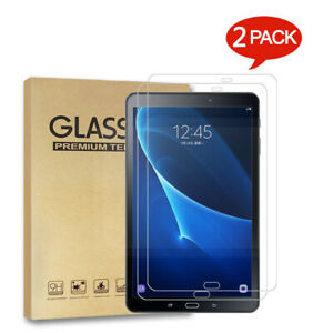 2PACK-Tempered-Glass-Screen-Protector-Film-for-Samsung-Galaxy-Tab-A-10-1-SM-T580