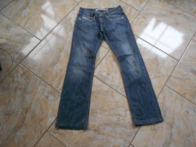 H4327 Diesel  Jeans W27 Mittelblau Mittelblau Mittelblau  Gut | Verschiedene aktuelle Designs  e77eb6