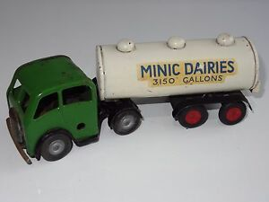Triang Minic Dairies Tanker - 17m
