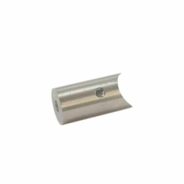 GE Refrigerator Door Handle Support w// Screws Lot of 2 Part # WR02X10056