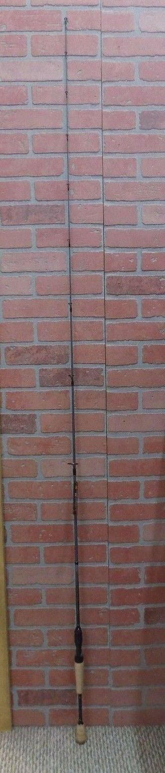 7' Lew's Ultra Light Spinning Fishing Rod  LSG70ULFS  New