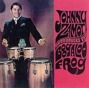 Johnny-Zamot-Introduce-il-Boogaloo-Ranocchio-Jz-Gratis-Sigillato-Vinile-Disco-LP