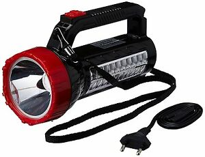 Akari-Plus-Watt-Rechargeable-LED-Torch-Color-May-Vary-with-16-watts-light