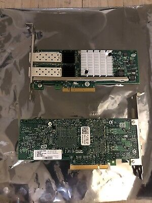 Dell CYK8V Intel E27466 10GbE Dual Port LAN PCIe X8 Server Network Adapter NIC
