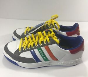 Image is loading ADIDAS-Men-039-s-White-Nastase-Leather-Tennis-