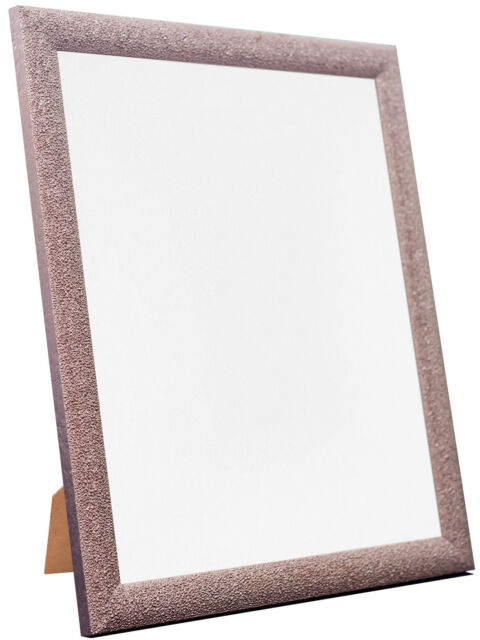 Glitz Large Picture Photo Frame in Black White Silver and Other ...