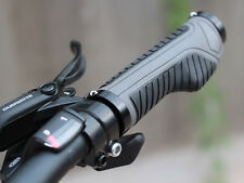 Bicycle Bike Lock On Both Sides Of The Ergonomic Sets Meatball Handle Bar Grips