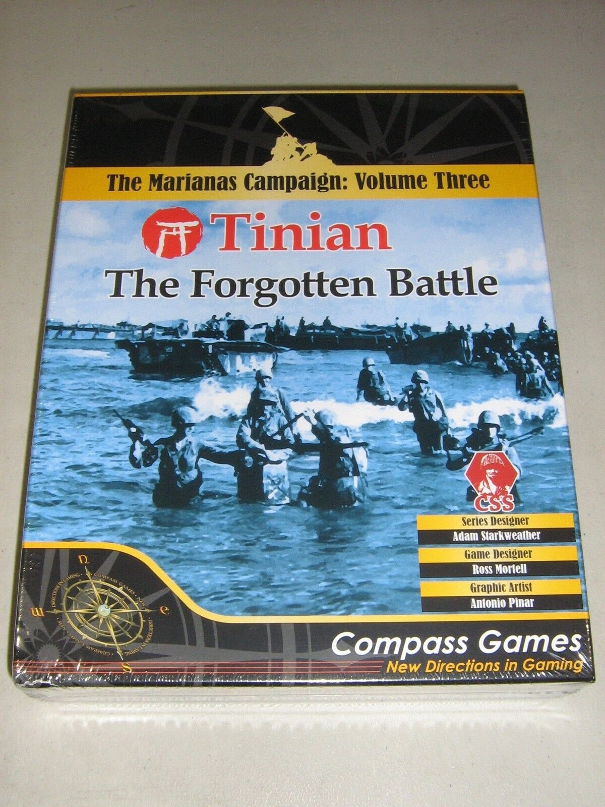 Tinian  The Forgotten Battle (New)