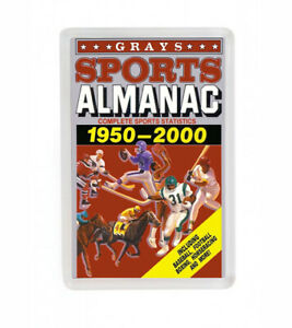 SPORT-ALMANAC-REGRESO-AL-FUTURO-BACK-TO-THE-FUTURE-FRIDGE-MAGNET-IMAN-NEVERA