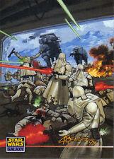 STAR WARS GALAXY SERIES 3 PROMOTIONAL CARD P2