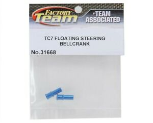 TEAM-ASSOCIATED-Factory-Team-TC7-Floating-Steering-Bellcrank-Post-Set-ASC31668