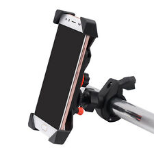 Motorcycle Mount Handlebar Holder Bike Phone Bicycle For 3.5-7inces GPS Device
