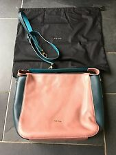 Paul Smith Rose Pink Westbourne Bag Hand / Shoulder Removable Strap RRP £595