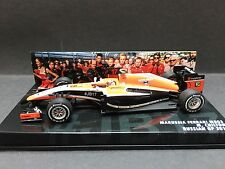 Spark -Max Chilton- Marussia - MR03- 2014 -Russian GP - Racing for Jules Bianchi