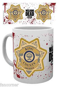 Tasse-officielle-The-walking-dead-tasse-badge-sheriff-Rick-grimes-mug