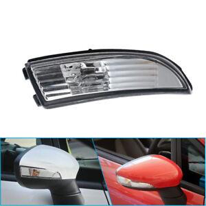 Luz-indicadora-de-Espejo-Ala-Cubierta-de-Lente-Ford-Fiesta-2008-14-Reino-Unido-Lado-del-conductor