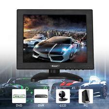 "10"" HD TFT LCD Color Display Screen for PC CCTV Security Monitor HDMI VGA BNC AV"