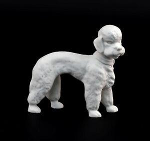 9942865-Porcelain-Figurine-Wagner-amp-Apel-Poodle-White-Bisque-Dog-H8cm