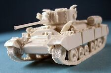 Milicast BB171 1/76 Resin WWII British Valentine Mk.X (6Pdr.) & Mk.XI (75mm.)