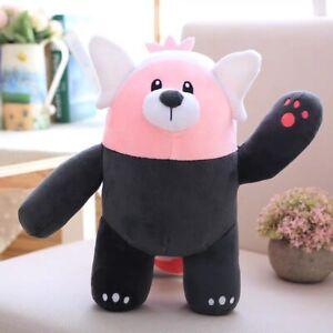 30cm-Elf-Pet-treasure-dream-Pokemon-doll-wearing-bear-doll-plush-toy-Gift