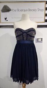 LANGHEM-FORMAL-BLUE-BEAUTIFUL-DRESS-WOMEN-RACE-UNIQUE-FASHION-WEDDING-PROM-DATE