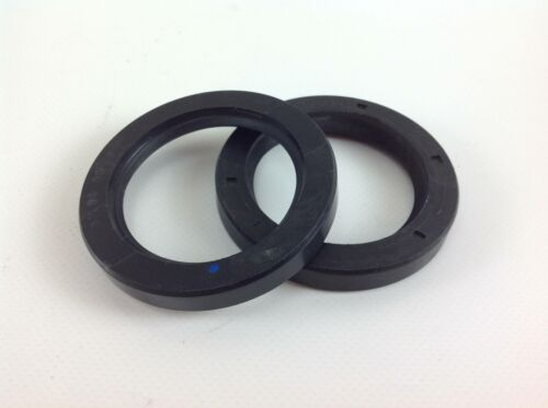Set di 2 paraoli anelli di tenuta albero motore LOMBARDINI 914 50X70X10