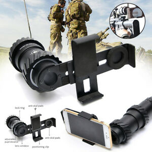 Rifle-Scope-Tactical-Telescope-Mounting-Hunting-Camera-Adapter-Cell-Phone-Holder