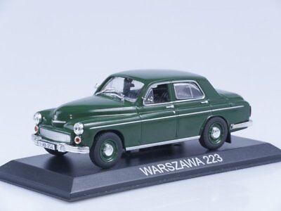 Warszawa 223 car 1//43 ixo ist-legendary car auto-ba59