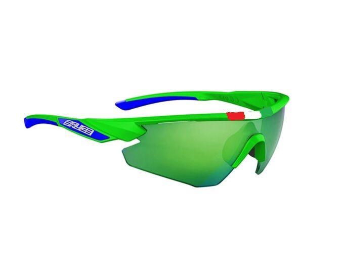 Brille Brille Brille SALICE 012ITA mod. grün Linse Rainbow grün GLASSES Salice 012ITA grün 0f768d