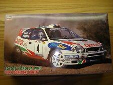 Hasegawa 1:24 Scale Toyota Corolla WRC 1999 Portugal Rally Winner Kit - New