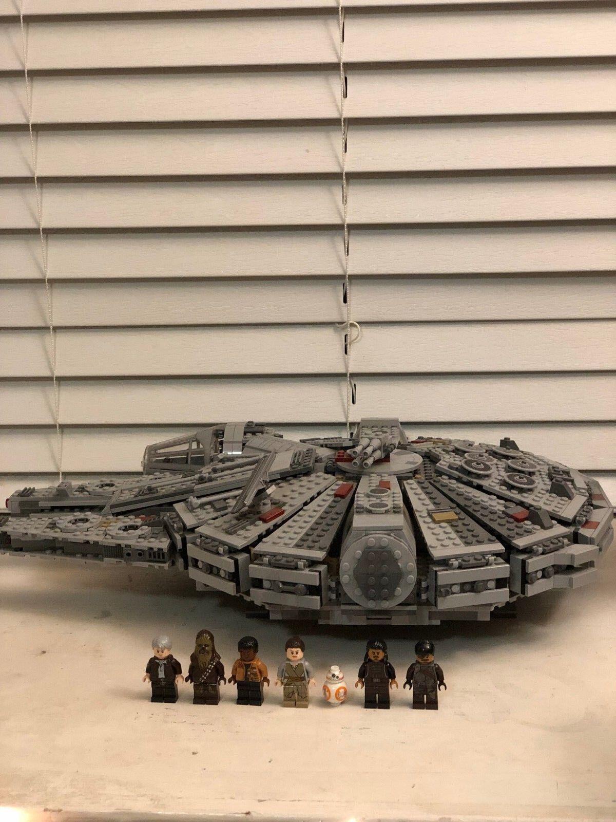 LEGO 75105 Millennium Falcon Out of Box See Description