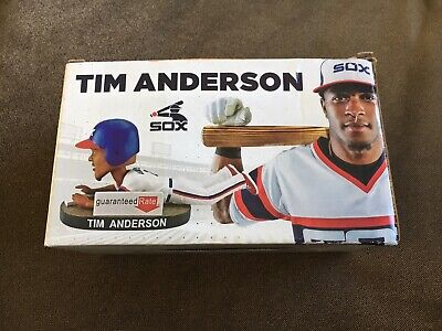 Chicago White Sox Bobblehead Tim Anderson 2018 SGA