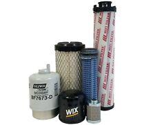 Cfkit Maintenance Filter Kit Forcat For 3017d Cr Mini Hydraulic Excavator
