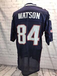 Details about Benjamin Ben Watson NFL New England Patriots Reebok Football Jersey Mens Medium