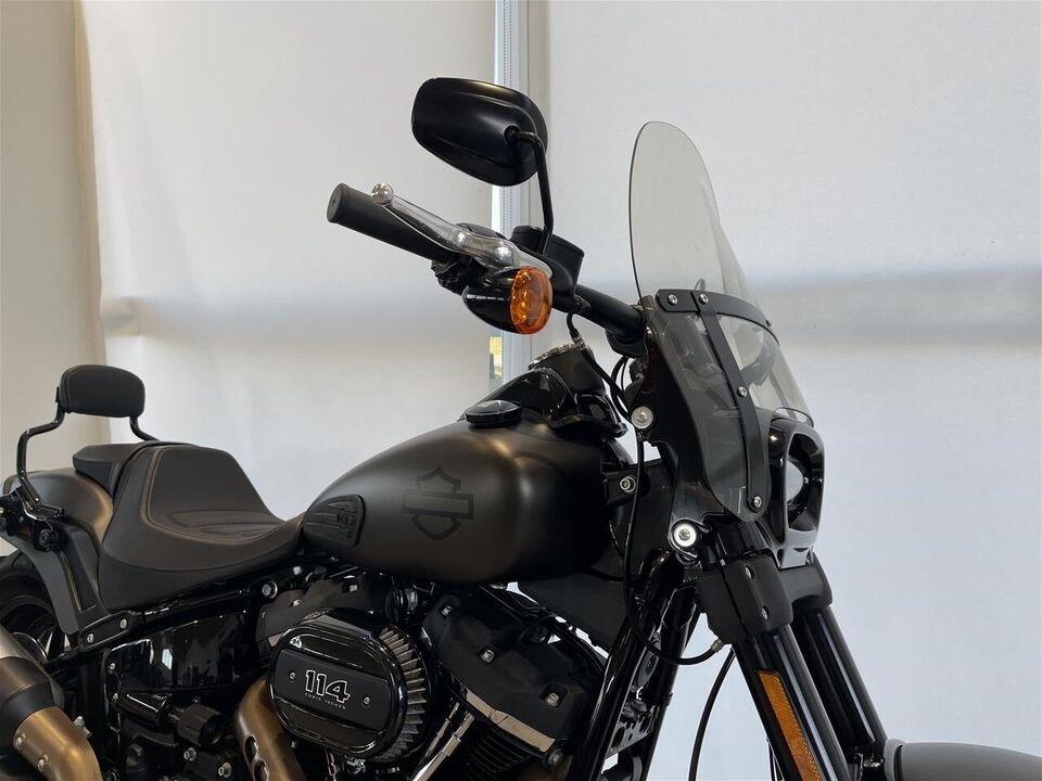Harley-Davidson, FXFBS Fat Bob, ccm 1868