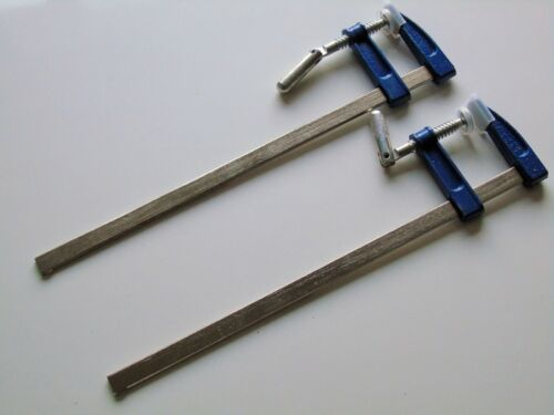 50 x 300 mm euro f pince hobby craft diy rapide coulissante profil clamps