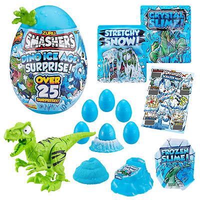 Smashers Dino Ice Age 12-Pack Smash Eggs by ZURU 7458-S001