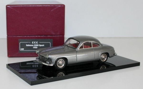 CCC Modelll 1 43 SCALE HAND BUILT RESIN Modelll - SALMSON 2300 SPORT 1955